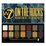 W7 On the rocks Eyeshadow Palette 14-Colours