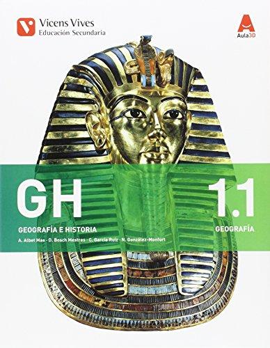 GH 1 (1.1-1.2)+ MURCIA SEPARATA GEO+ HIST: 000004 - 9788468238456