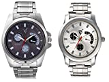 Rico Sordi set of 2 men's watchs combo (...