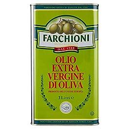 Farchioni – Olio Extra Vergine – 1 latta da 3 litri