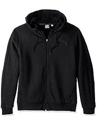 PUMA Men's P48 Core Sherpa Full Zip Hoodie