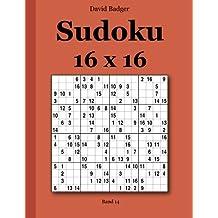Sudoku 16 x 16: Band 14