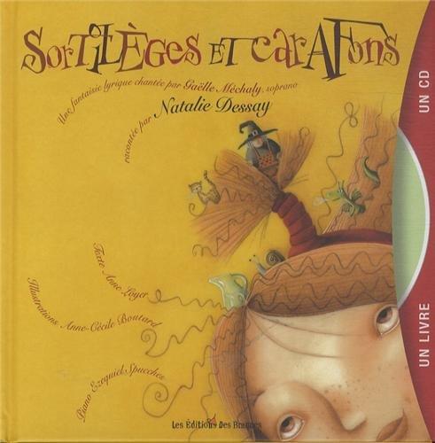 Sortilèges et carafons (1CD audio)