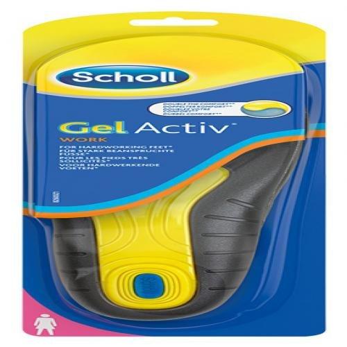 SCHOLL GelActiv Einlegesohlen Work women 2 St. (= 1 Paar)