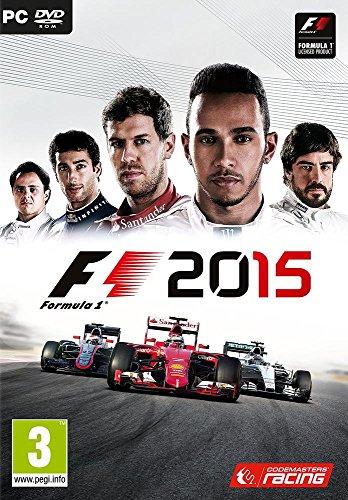 Foto F1 2015 (PC DVD) - [Edizione: Regno Unito]