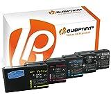 Bubprint 5 Druckerpatronen kompatibel für Epson 79XL 79 XL für WorkForce Pro WF 4630 WF-4630 DWF 4640 DTWF 5110 DW 5190 5620 WF-5620DWF 5690 Multipack