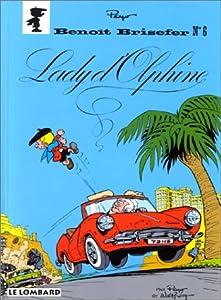 """Afficher """"Benoît Brisefer n° 6<br /> Lady d'Olphine"""""""