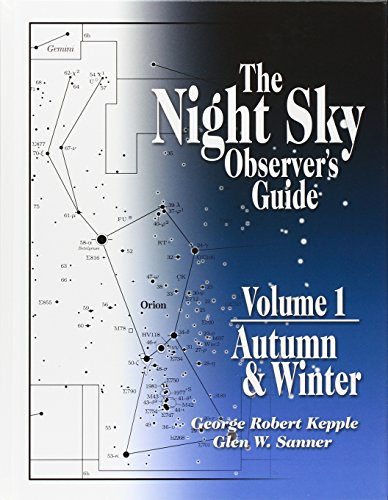 Night Sky Observer's Guide: Vol 1 por Kepple