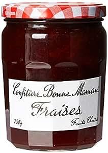 Bonne maman confiture extra fraises 750 g amazon pantry - Mini pot de confiture bonne maman ...