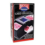 Best shufflers carte - SOLOMAGIA Bicycle - Automatic card shuffler - Trucchi Review
