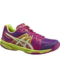 ASICS Gel-Padel MAX 2 - Zapatillas de Padel para Mujer (E562Y),