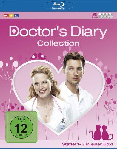 Staffel 1-3 Komplettbox [Blu-ray]