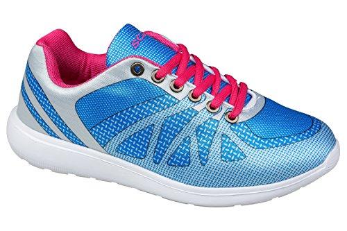 GIBRA® Damen Sportschuhe, sehr leicht und bequem, blau, Gr. 36-41 Blau