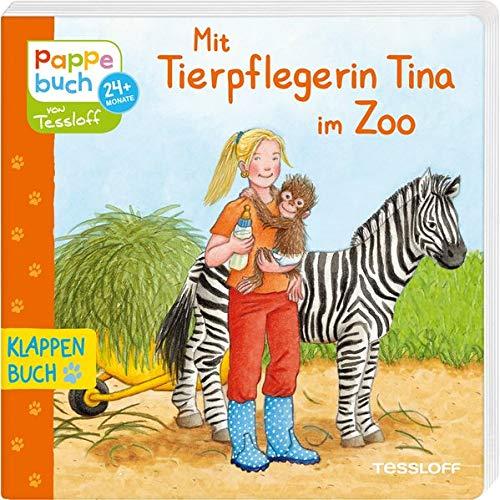 Mit Tierpflegerin Tina im Zoo