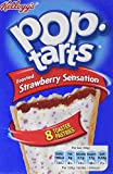 Kellogg's Pop Tarts Frosted Strawberry Sensation, 50g
