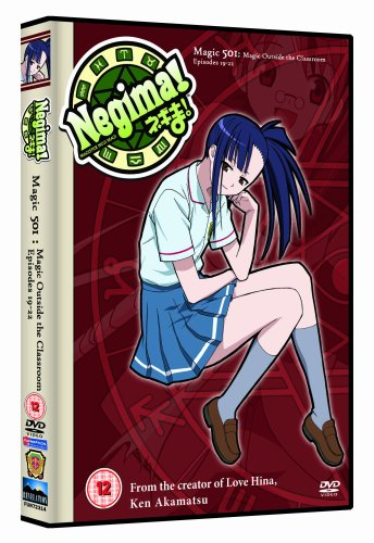 Negima Vol. 5 - Magic Outside The Classroom