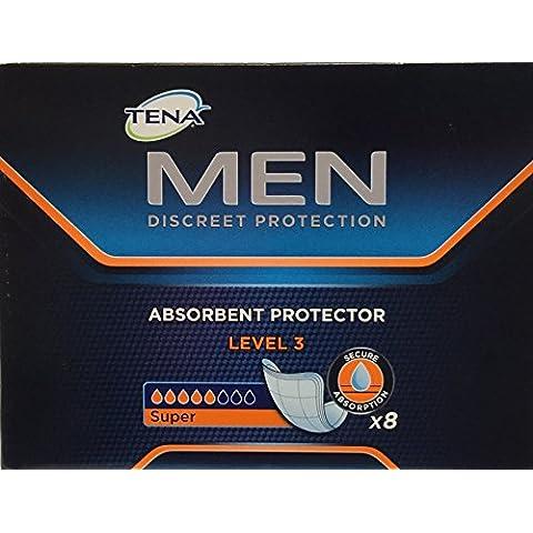 Tena-Assorbenti-protezione assorbente, 3 blocchetti, confezione da (Assorbente Intima Di Protezione)