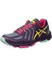 Asics Gel-Fujiattack 5, Zapatillas de Gimnasia para Mujer