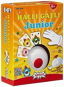 Amigo 7790 Halli Galli Junior - Juego de Cartas Importado de Alemania