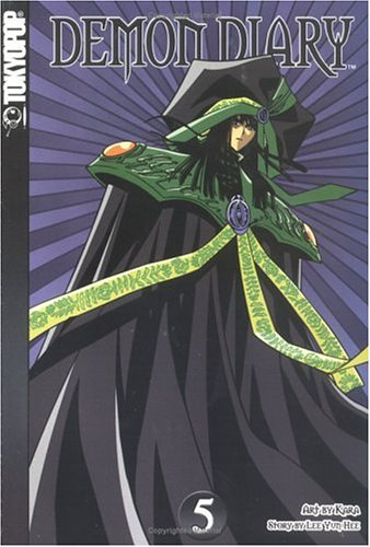 Demon Diary Volume 5: v. 5 por LEE YUN HEE