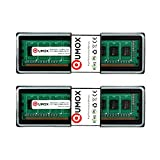 QUMOX 8GB(2x 4GB) DDR3 1333 PC3-10600 (240 PIN) DIMM MEMORIA