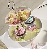 Villeroy & Boch 10-4141-7885 Rose Cottage Mini-Etagere, Premium Porzellan Vergleich