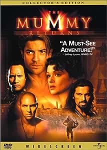 Mummy Returns [DVD] [2001] [Region 1] [US Import] [NTSC]