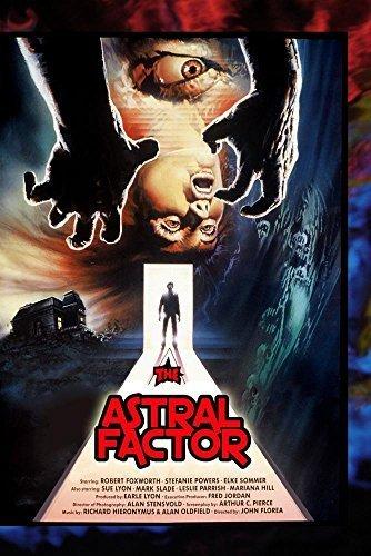 Bild von The Astral Factor by Robert Foxworth