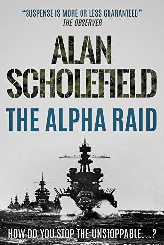 the-alpha-raid-english-edition