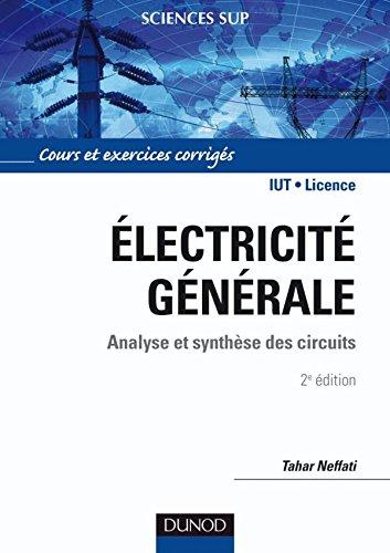 Électricité générale - 2ème éditio...