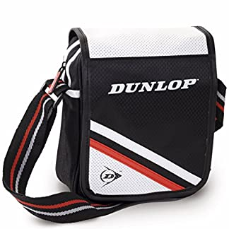 51X1HOeZRyL. SS324  - Bolsa bandolera marca Dunlop, poliéster. 17x23x6.5cm.
