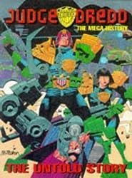 Judge Dredd: The Megahistory (Judge Dread)
