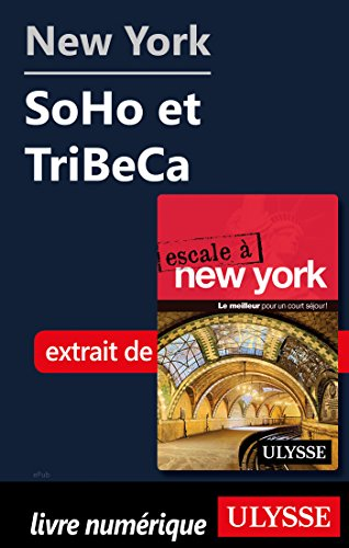 Descargar Libro New York - SoHo et TriBeCa de Collectif