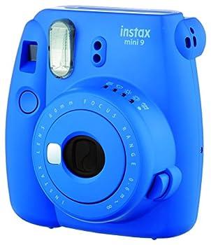 Fujifilm Instax Mini 9 Kamera Cobalt Blau 17
