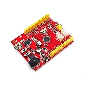 Seeed Studio Platine Seeeduino V3.0 AtMega328P compatible avec cartes Arduino