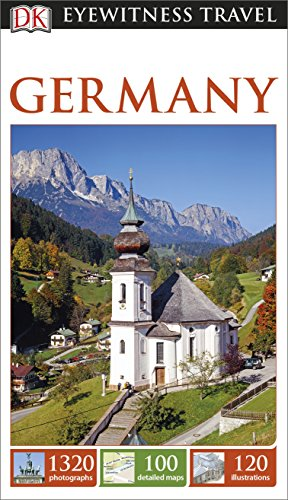 Germany Eyewitness Travel Guide (Eyewitness Travel Guides)