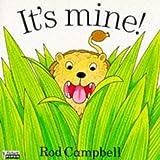 It's Mine (Piper Picture Books)