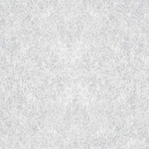 d-c-fix, Folie, glass, Design Reispapier weiss, Rolle 45 x 200 cm, selbstklebend