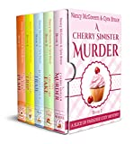 A Slice of Paradise Cozy Mystery BOX SET, Books 1-5: The Complete Culinary Cozy Myste...