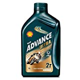 Shell Advance Ultra 2T 1 L