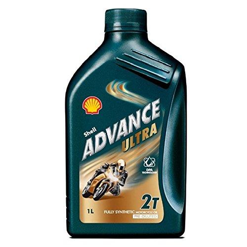 Shell Advance Ultra 2T, 1L - Shell öl Motorrad