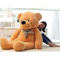 verc Art Regalo oso de peluche gigante Gentleman oso de peluche muñeca  color marrón claro 65957cd0fbb