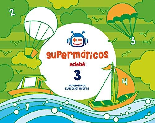Supermáticos cuaderno 3