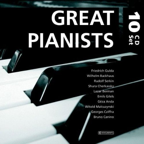Grands Pianistes (Coffret 10CD)