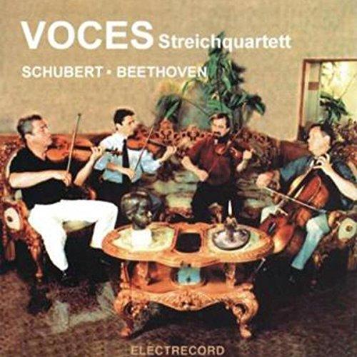 Streichquartett op. posth.in d moll, D.810 Der tod und das Madchen (Franz Schubert) Scherzo Allegro molto Trio
