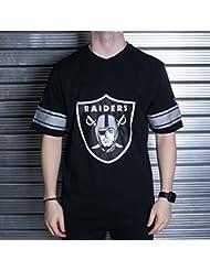 New Era - New Era NFL V-Neck T-Shirt Oakland Raiders taille - XL