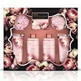 Baylis & Harding Bathing Gift Set, Boudoire Collection, Moonlight Peony