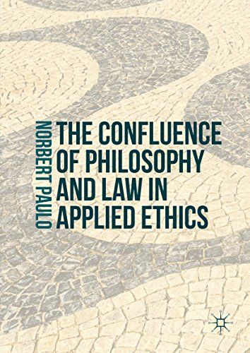 Descargar The Confluence of Philosophy and Law in Applied Ethics PDF