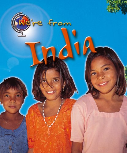 We're from India PDF Books