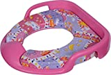 #9: Kidoyzz Soft Cushion Comfortable Potty Trainer Seat for Potty Training Seat with Support Handles for kids